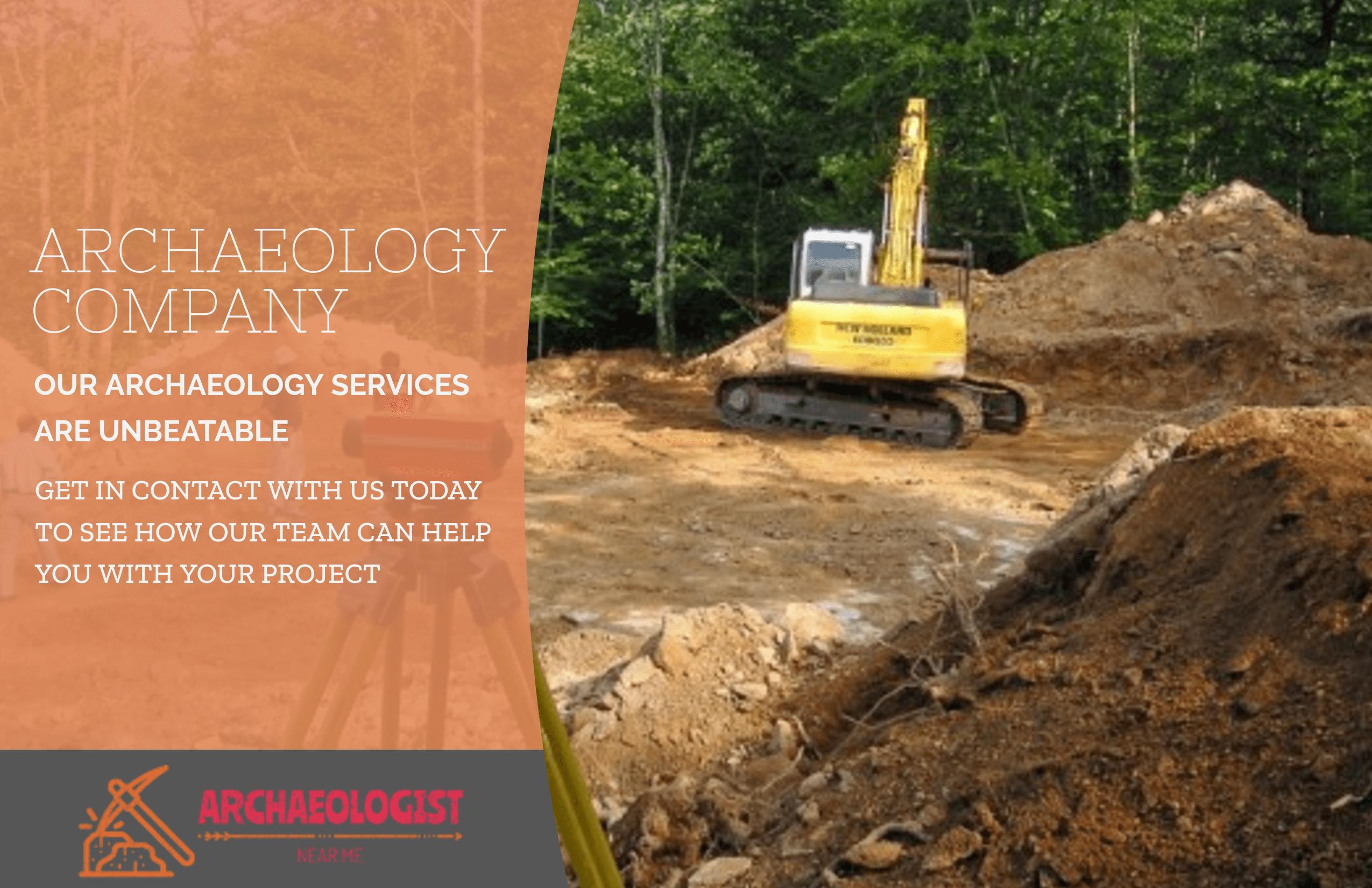 Archaeologist company